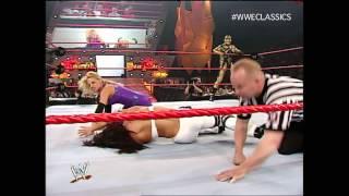 Trish vs Victoria - Mixed Tag Match, 6/29/03