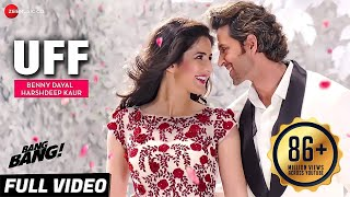 getlinkyoutube.com-UFF Full Video | BANG BANG! | Hrithik Roshan & Katrina Kaif | HD