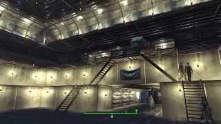 getlinkyoutube.com-Fallout 4: Spectacle Island Paradise Settlement. (Ps4 No Mods)