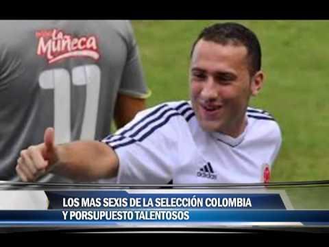 Los mas sexis de la Selección Colombia y porsupuesto talentosos