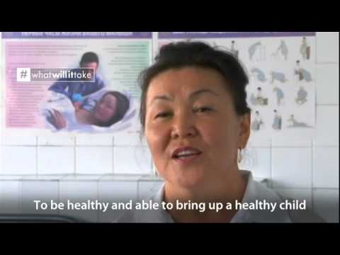 MAGNUMMAXIM: Kyrgyz Republic- What will it take for babies to be healthy- WORLD BANK