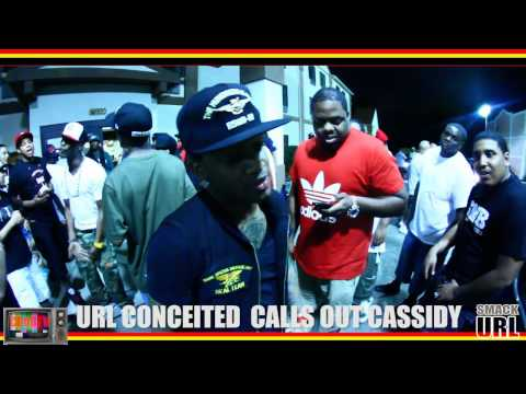 CALICOE FREESTYLE/GOODZ GMB /CONCEITED CALL OUT CASSIDY/ BESELY,CLIPS,HITMAN/ BEHIND URL