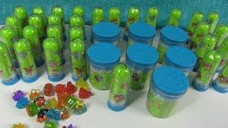 getlinkyoutube.com-Huge Trash Pack Junk Germs Palooza Series 7 Unboxing Opening Trashies