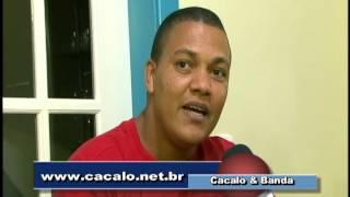 Programa Bar Entrevista com Cacalo