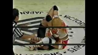 getlinkyoutube.com-Akira Hokuto vs Manami Toyota 8/21/93