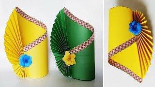 Download flower vase video 3gp mp4 hd wapzeekwap how to make a flower vase at home making paper flower vase diy simple mightylinksfo