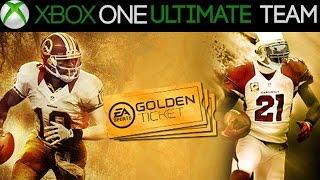 getlinkyoutube.com-DUPLICATE GOLDEN TICKETS!?? - Madden 15 Ultimate Team Auction Block Series