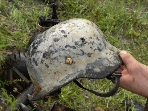 Подборка находок с копа по войне 2011