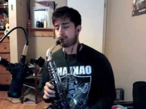 Have Yourself a Merry Little Christmas (sax)