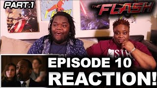 The Flash Season 4 Episode 10 : REACTION WITH MOM!! (Part.1)