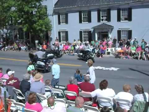 Apple Blossom Parade in Winchester, VA