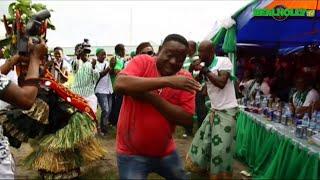 getlinkyoutube.com-54th Anniversary Celebraion Of Nigeria Independence  With John Okafor