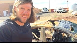getlinkyoutube.com-L.A. Beast VLOGS | I was in a Life-Ending Car Accident but Survived. Very, Very Fortunate...