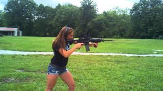 getlinkyoutube.com-Erika shooting the AR-15