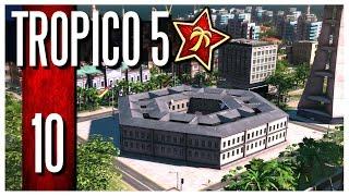 getlinkyoutube.com-Tropico 5 - Ep.10 : Pentagon & Going Nuclear!