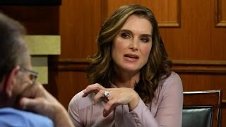 getlinkyoutube.com-What Didn't We Know About Michael Jackson? | Brooke Shields | Larry King Now Ora TV