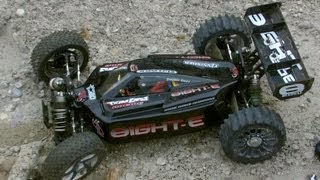 getlinkyoutube.com-LOSI 8IGHT-E EU - 4S TESTDRIVE [HD]
