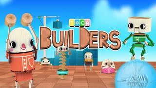 getlinkyoutube.com-Construction App | Toca Builders | Gameplay Trailer | @TocaBoca