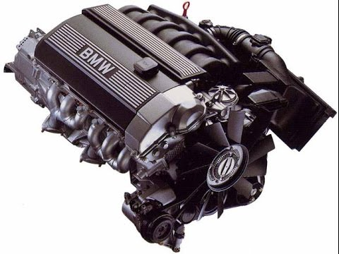 BMW E39 замена свечей в двигателе M52 BMW E39/ replacement of spark in the engine M52