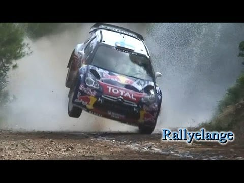 WRC Rally Acropolis Greece 2012 [HD]