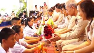 getlinkyoutube.com-วันไหว้ครู โรงเรียนส่วนบุญโญปถัมภ์ ลําพูน  ประจำปีการศึกษา 2558