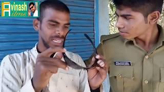 हेलमेट !! एक पहल !! A film by Avinash Tiwari