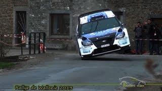 getlinkyoutube.com-Rallye de Wallonie 2013 [HD] Devillersvideo