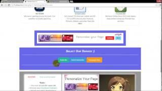 getlinkyoutube.com-How To Use Hublaa Auto Liker free 100+ like