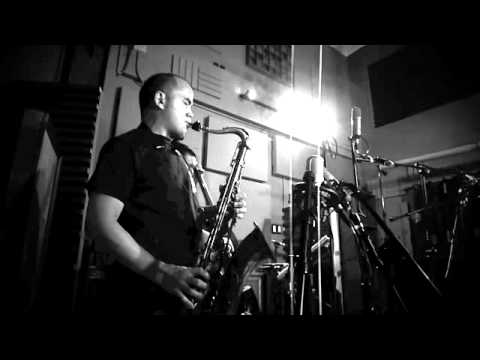 Vince Lahorra Quartet - Over The Rainbow - Jazz Saxophone - Studio Recording