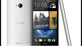فتح صندوق العملاق HTC ONE