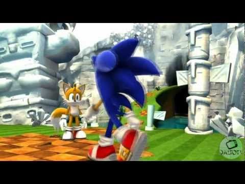 Sonic Generations All Movies Cutscenes HD (with Subtitles)