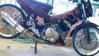 getlinkyoutube.com-modified suzuki raider 150