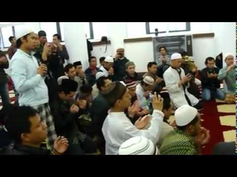 Orang korea masuk islam
