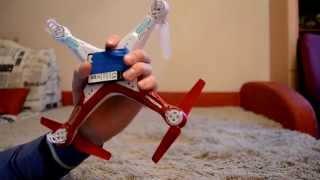 getlinkyoutube.com-Может ли квадрокоптер летать на аккумуляторе от смартфона?