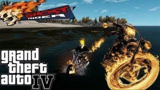 getlinkyoutube.com-GTA IV LCPDFR Ghost Rider Police Patrol - Episode 4 - Who Would Win? Iron Man vs Ghost Rider vs Hulk