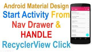 getlinkyoutube.com-235 RecyclerView OnItemClick Part 1 | coursetro.com