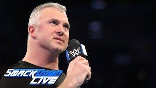 getlinkyoutube.com-Shane McMahon announces a huge Elimination Chamber Match: SmackDown LIVE, Jan. 17, 2017