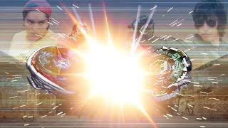 getlinkyoutube.com-¡Epic Real Life Beyblade Fight!