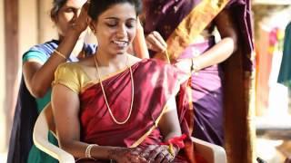 getlinkyoutube.com-Kallal Wedding | Sindhu & Sethu