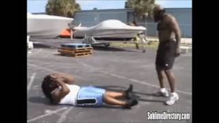 getlinkyoutube.com-Bloody street fight and hard K.o. (KIMBO SLICE)