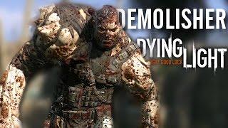 getlinkyoutube.com-Dying Light | Easiest Way's To Beat 'The Demolisher' [Tutorial]