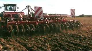 HORSCH Partner HT - Der Hecktank für die HORSCH Bodenbearbeitung