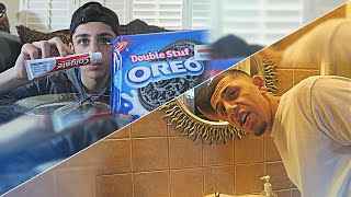 getlinkyoutube.com-TOOTHPASTE IN OREOS PRANK!!