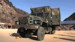 getlinkyoutube.com-기아자동차 군용차량 5톤 계열