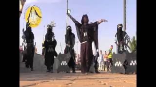 getlinkyoutube.com-Danse du Jaguar avec Aïcha du Groupe IMZAD
