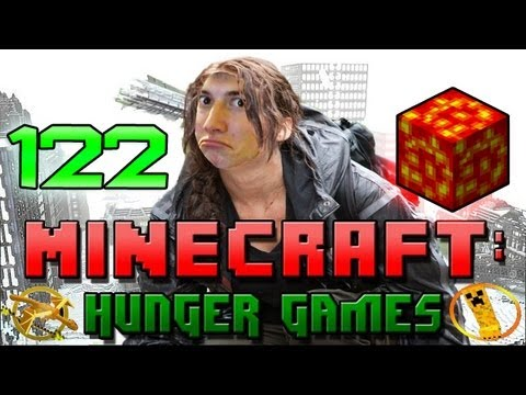 Minecraft: Hunger Games w/Mitch! Game 122 - Fancy YouTube Games!