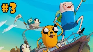Adventure Time: Pirates of the Enchiridion - Walkthrough - Part 3 - Find Head of Security HD