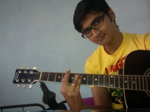 """Bezubaan"" (ABCD) Guitar lesson by Mykee"