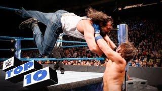 getlinkyoutube.com-Top 10 SmackDown LIVE moments: WWE Top 10, Feb. 28, 2017