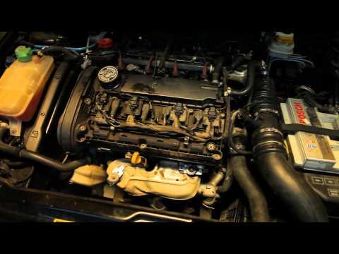 Alfa 156 стук в двигателе